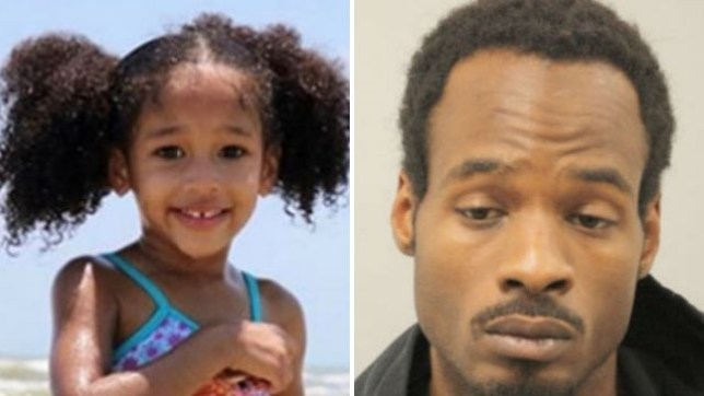 Image result for images of Stepdad of missing 4-year-old girl 'confesses to killing her by accident'