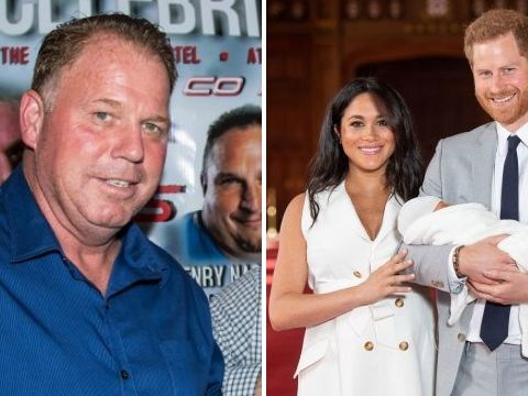 Meghan Markle's brother claims 'spotlight' of Prince Harry marriage has left him homeless
