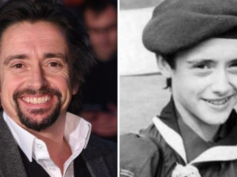 The Grand Tour's Richard Hammond is adorable in hilarious boy scout throwback