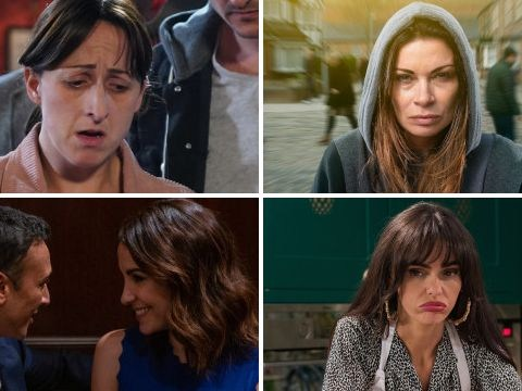 25 soap spoilers: Coronation Street killer revealed, EastEnders violence, Emmerdale baby news