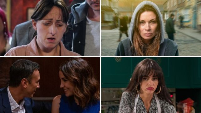 Soap spoilers for EastEnders Sonia, Coronation Street Carla, Emmerdale Jai and Hollyoaks Mercedes