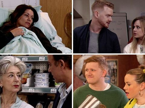 10 Coronation Street spoilers: Shock double arrest, five exits and a huge shock for Gemma