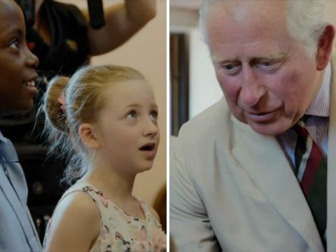 When I Grow Up melts hearts as kids bond with Prince Charles over Harry Potter