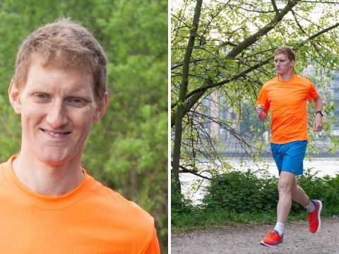 Superhuman dad wakes up at 4am every day to run 50k before work