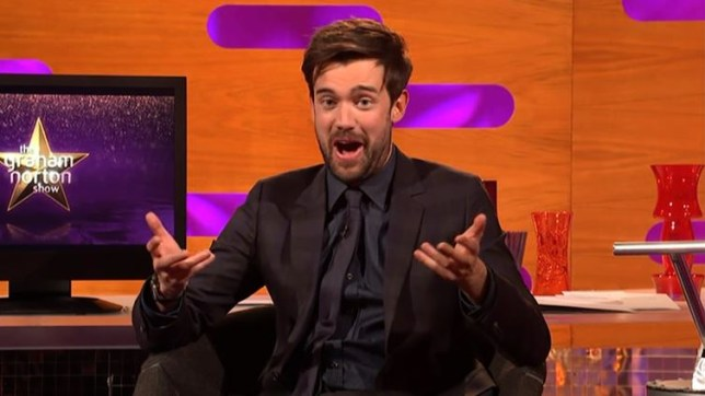 Jack Whitehall on The Graham Norton Show