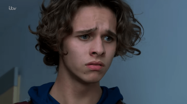 Jacob lashes out over Maya in Emmerdale