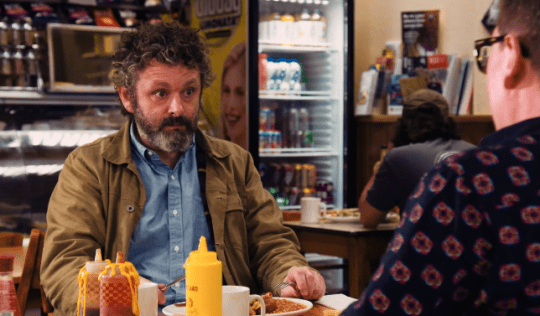 Michael Sheen in There's Something About Movies