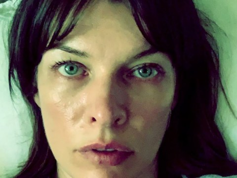 Milla Jovovich describes 'horrific' abortion she still has nightmares about after emergency procedure at four and a half months