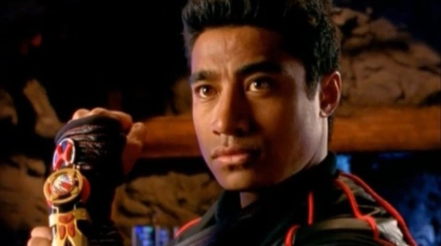 Pua Magasiva in Power Rangers