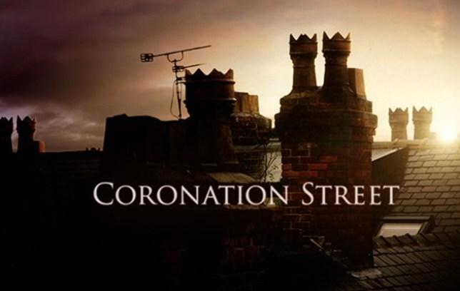 Coronation Street credits image