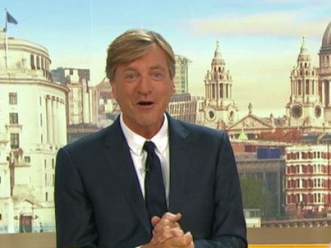 Richard Madeley gets awkward as he clarifies compliment on Charlotte Hawkins' dress