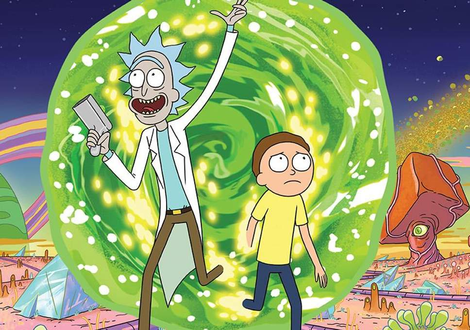Can't wait for Rick And Morty season 4? Here's 7 shows to fill the void on Netflix