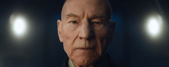 Patrick Stewart is back as Luc Picard