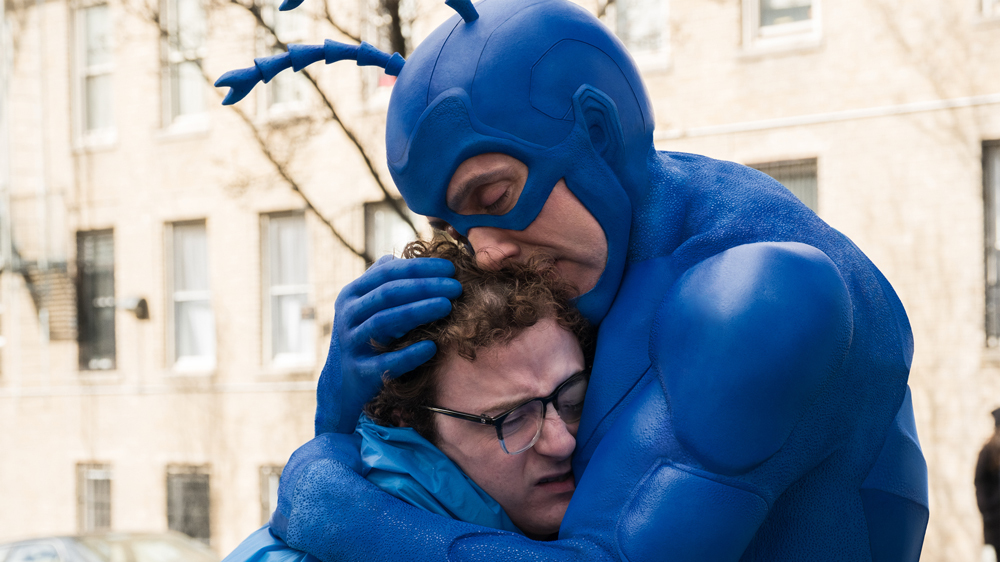 The Tick cancelled by Amazon after two seasons