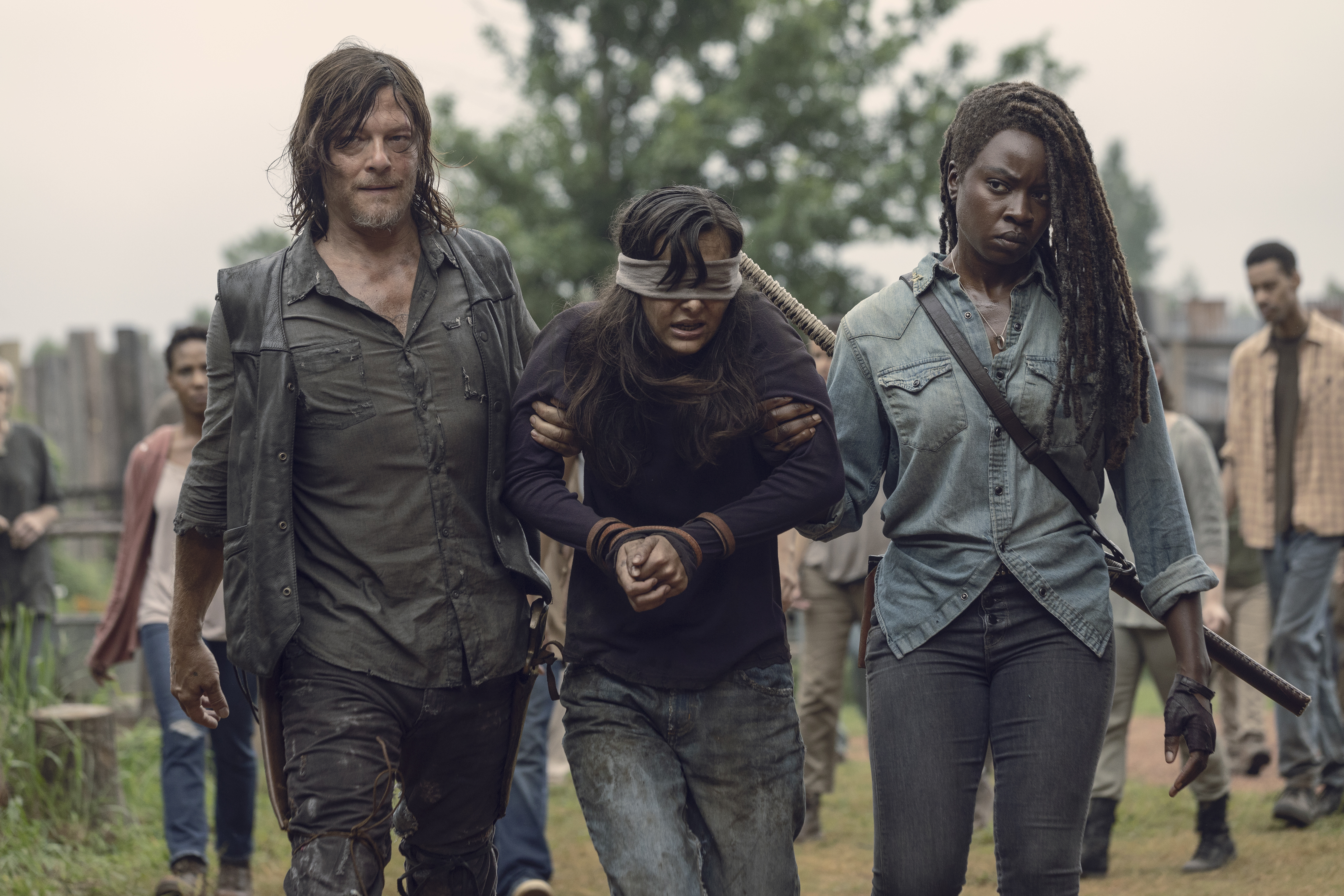 The Walking Dead television universe is only just 'beginning' teases boss