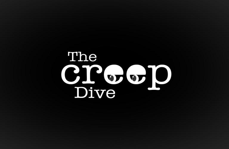 The Creep Dive logo