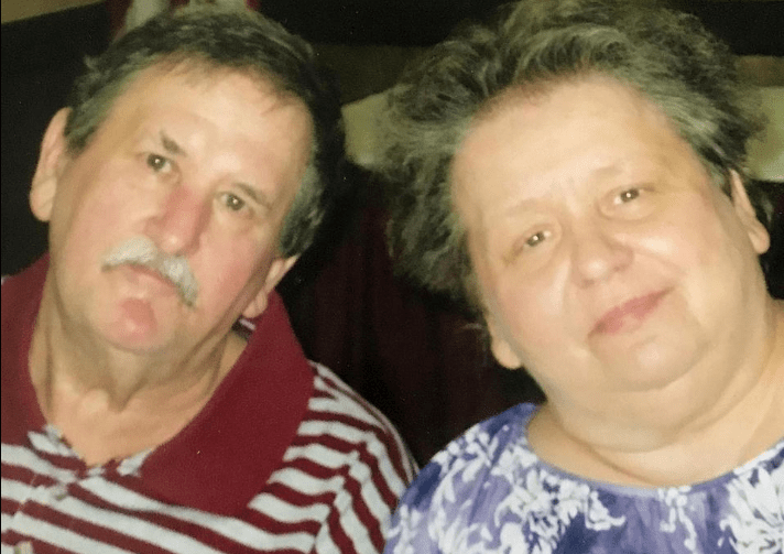 Couple who were married for 45 years die within minutes of each other