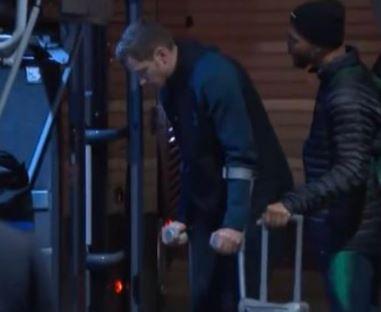 Tottenham star Jan Vertonghen leaves Ajax stadium on crutches after incredible Champions League comeback