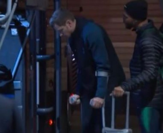 Jan Vertonghen left the Johan Cruijff ArenA on crutches after Tottenham's Champions League win over Ajax
