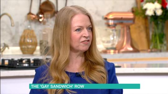 Sonia Poulton This Morning (Picture: ITV)
