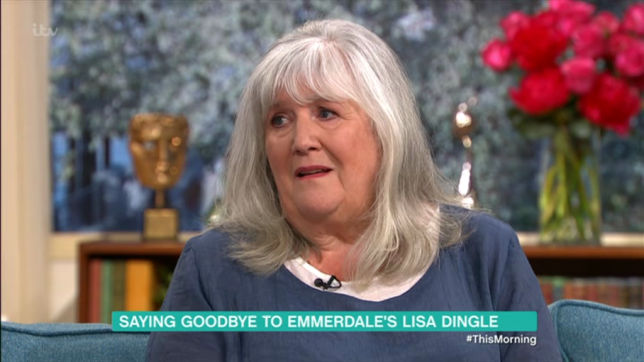 Jane Cox on Emmerdale's Lisa Dingle
