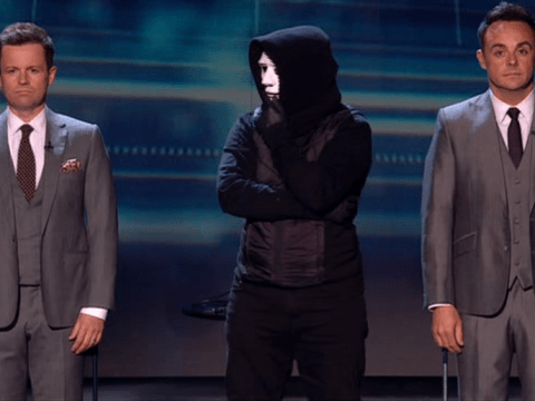 Ant and Dec switch places for Britain's Got Talent act and viewers are having none of it