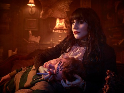 What We Do In The Shadows star Natasia Demetriou on 'triggering' vampire teeth and why it works as a TV show