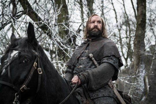 The Hound actor Rory McCann