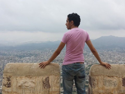 It's Eid, but for those of us walking Yemen's war-torn streets it's a struggle to celebrate