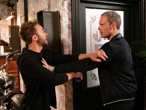 What happened to Nick Tilsley in Coronation Street and how did he get a brain injury?