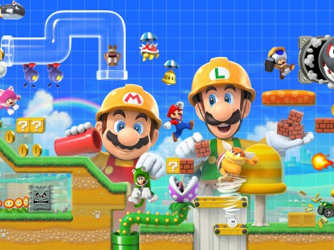 Super Mario Maker 2 review – the excitement is building