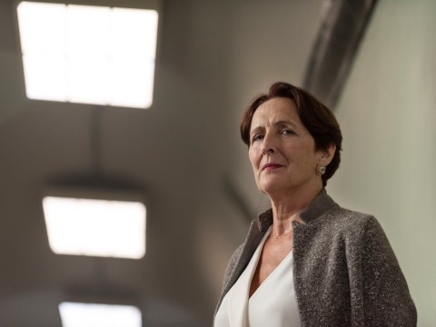 Killing Eve's Fiona Shaw claims the show's success is down to women 'running the good and the bad of the world'