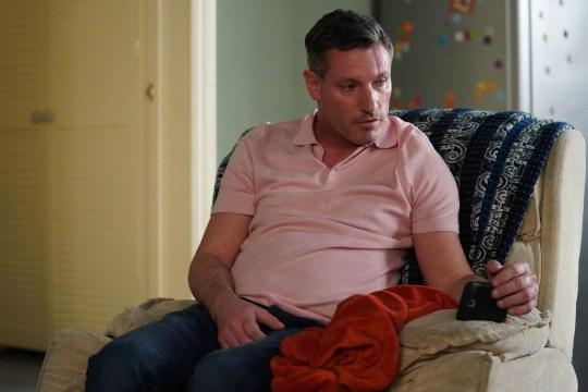 Dean Gaffney in EastEnders