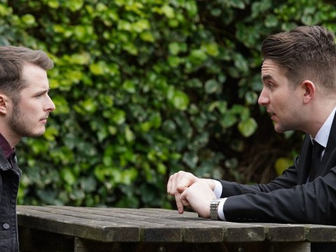 Do Ben Mitchell and Halfway get together in EastEnders?
