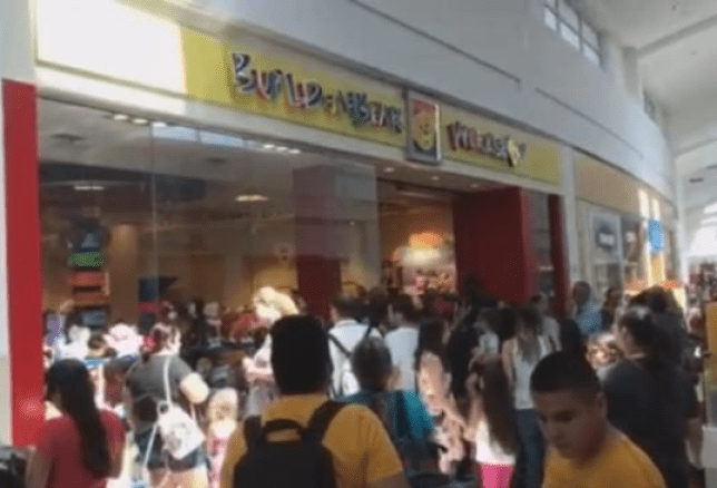 Build-a-Bear Workshop has announced strict new rules for its 'pay your age' day after last year's event sparked long lines and fears for customer safety