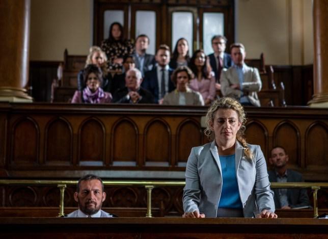 Maya gets her verdict in Emmerdale