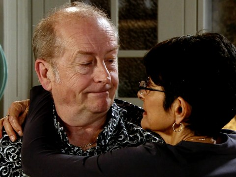 Who plays Geoff Metcalfe in Coronation Street and what else has he been in?