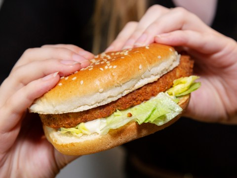What's actually in the vegan KFC Imposter Burger?