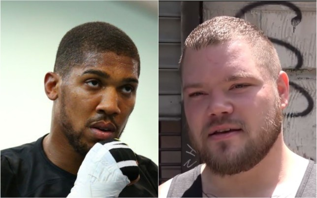Anthony Joshua was reportedly knocked out by Joey Dawejko in sparring