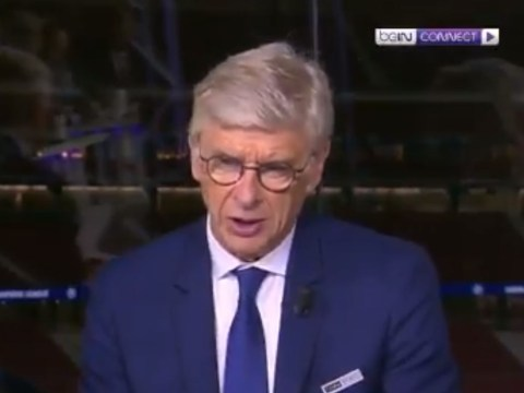 Arsene Wenger criticises Arsenal players for their 'collapse' against Chelsea in Europa League final