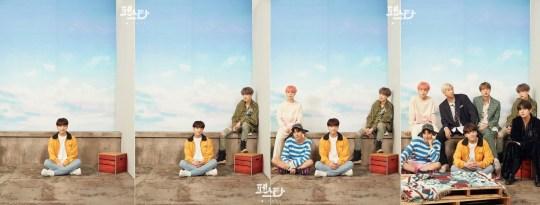 BTS 2019 Festa: K-Pop boy band drop adorable family photos | Metro News