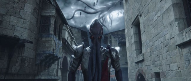 Baldur's Gate III - of Stranger Things has taught us correctly that's a Mind Flayer