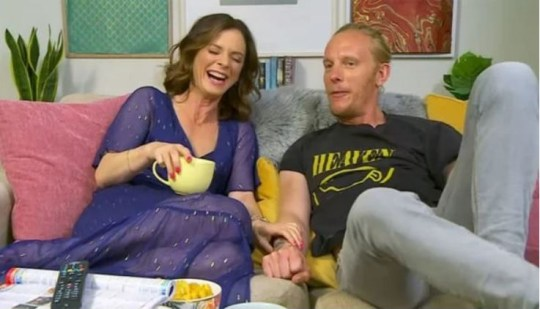Celebrity Gogglebox Turns Up Heat As Stars Lose It Over