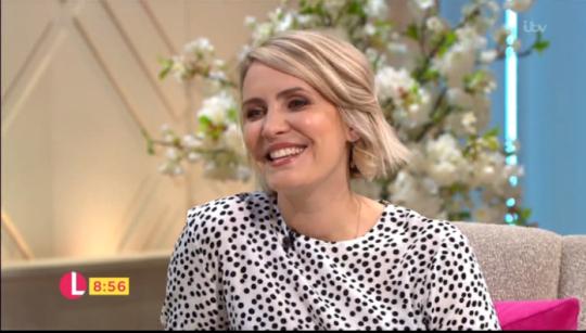Claire Richards confirms new Steps album on Lorraine