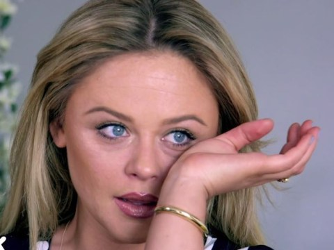 Emily Atack breaks down over fertility woes in sneak peek at new series: 'How am I ever going to find happiness?'