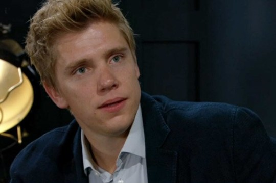 Robert Sugden leaves Emmerdale
