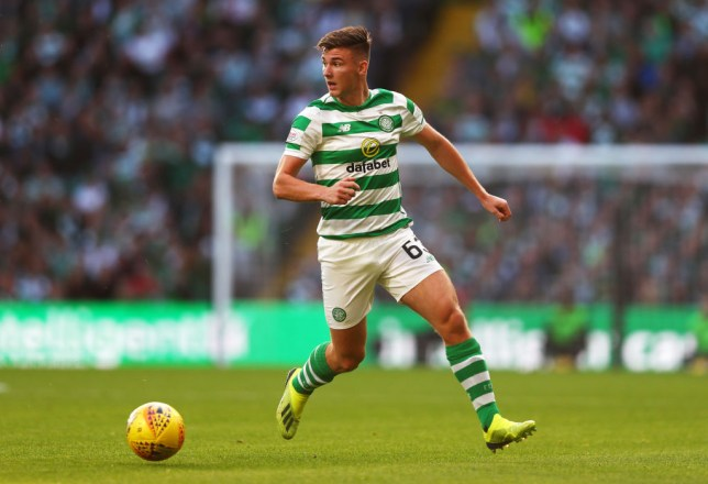 Kieran Tierney has been linked with a move to Arsenal