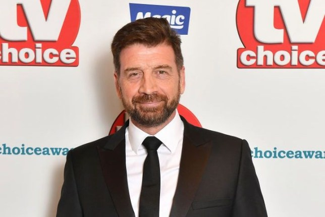 Nick Knowles faces driving ban after pleading guilty to speeding and using mobile phone at wheel