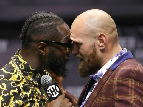 Eddie Hearn believes Deontay Wilder will scrap Luis Ortiz rematch and fight Tyson Fury next