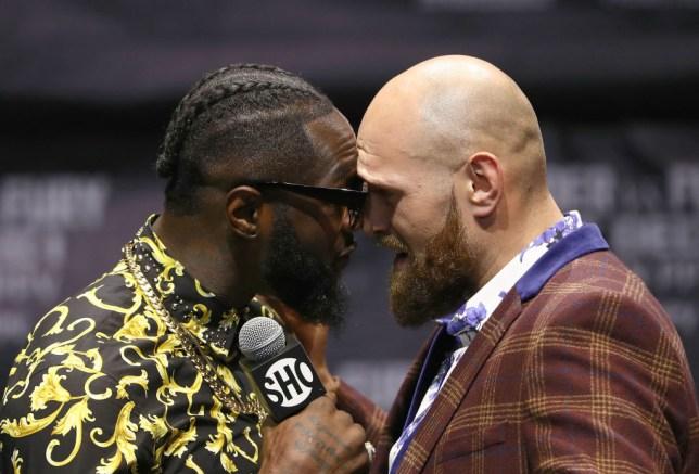 Eddie Hearn claims Deontay Wilder vs Luis Ortiz II is off, will fight Tyson Fury next